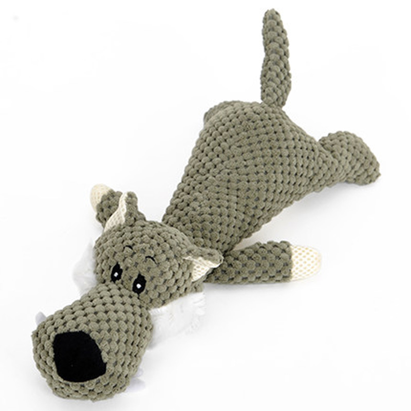 Dog cat toy animal shape s lion elephant in three for Cat toys for when you re not home
